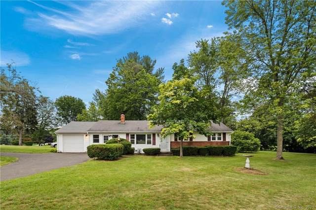 515 Griffin Road, South Windsor, CT 06074 (MLS #170415982) :: Around Town Real Estate Team