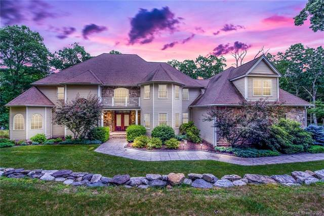 1 Tuccio Court, New Milford, CT 06776 (MLS #170416003) :: GEN Next Real Estate