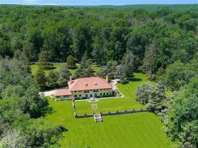 30 Mark Twain Lane, Redding, CT 06896 (MLS #170416136) :: Kendall Group Real Estate | Keller Williams