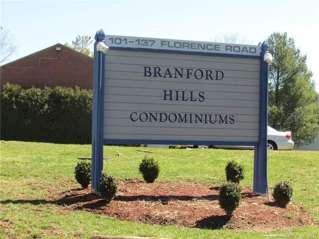 105 Florence Road 1B, Branford, CT 06405 (MLS #170416194) :: Team Feola & Lanzante | Keller Williams Trumbull