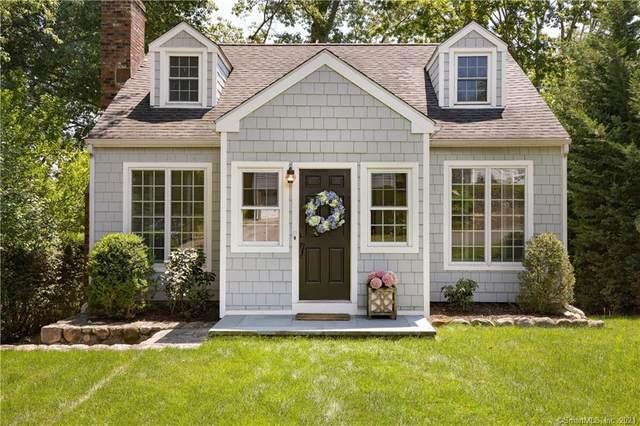 11 Cherry Street, Darien, CT 06820 (MLS #170416224) :: GEN Next Real Estate