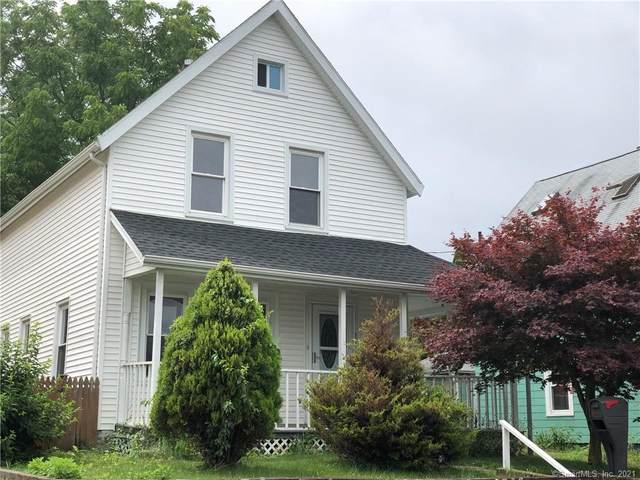 27 Bentley Avenue, Norwich, CT 06360 (MLS #170416226) :: GEN Next Real Estate