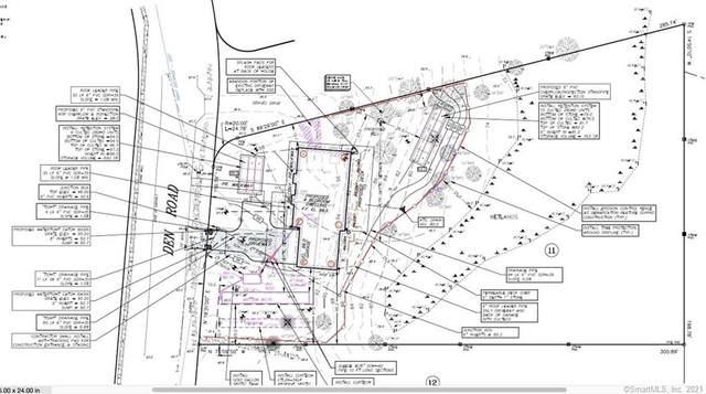 511A Den Road, Stamford, CT 06903 (MLS #170416282) :: Michael & Associates Premium Properties | MAPP TEAM