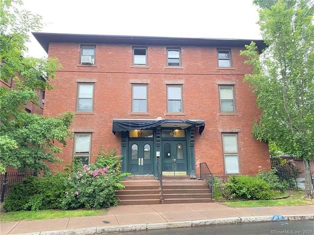64 Morris Street #101, Hartford, CT 06114 (MLS #170416333) :: Frank Schiavone with Douglas Elliman
