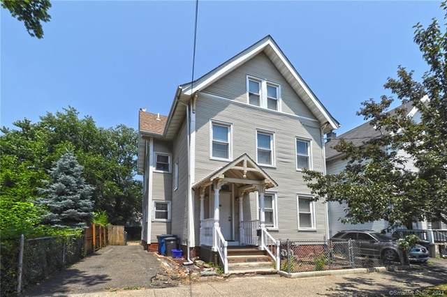 145 Wolcott Street, New Haven, CT 06513 (MLS #170416341) :: Team Feola & Lanzante   Keller Williams Trumbull