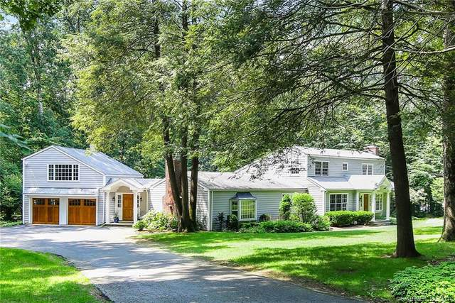 376 Mariomi Road, New Canaan, CT 06840 (MLS #170416532) :: Next Level Group