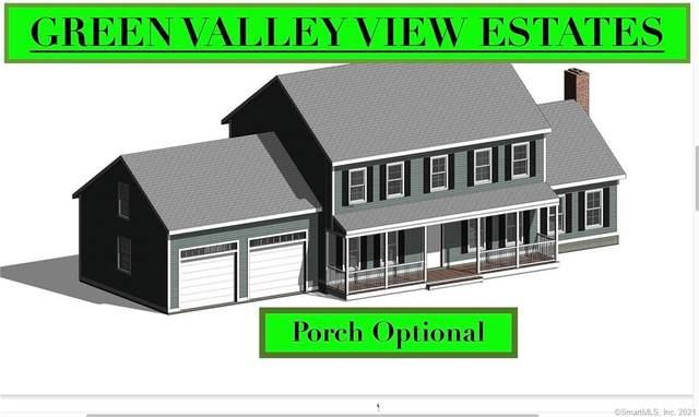 Lot #1 Donovan Drive, Thompson, CT 06277 (MLS #170416539) :: Kendall Group Real Estate   Keller Williams