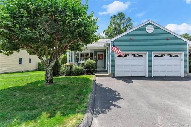 91 Highland Drive #91, Monroe, CT 06468 (MLS #170416620) :: Michael & Associates Premium Properties | MAPP TEAM