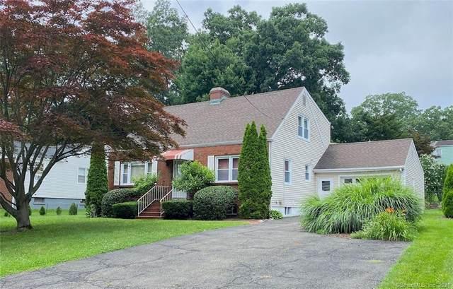 49 Square Acre Drive, Stamford, CT 06905 (MLS #170416637) :: Spectrum Real Estate Consultants