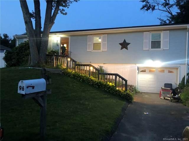 96 Greenview Drive, Waterbury, CT 06708 (MLS #170416698) :: Faifman Group