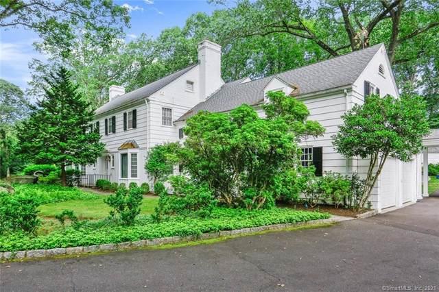 61 Lakewood Drive, Stamford, CT 06903 (MLS #170416730) :: Chris O. Buswell, dba Options Real Estate