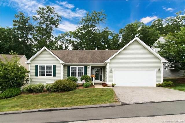 106 Laurel Ridge #106, East Hampton, CT 06424 (MLS #170416802) :: GEN Next Real Estate