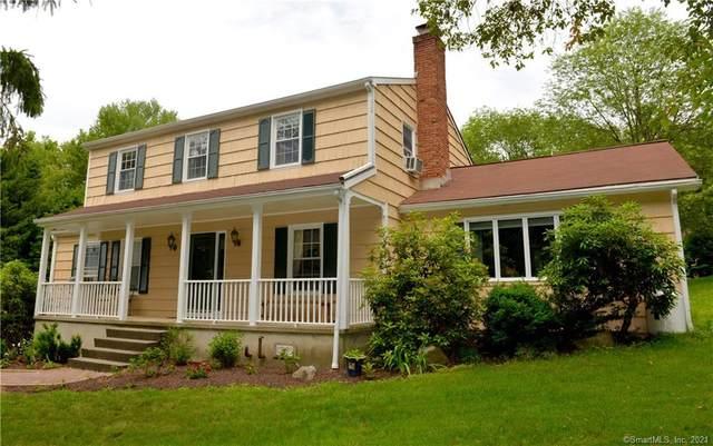 20 Pole Bridge Road, Newtown, CT 06482 (MLS #170416831) :: GEN Next Real Estate
