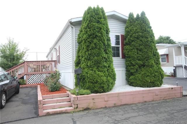 230 Main Street #11, Wallingford, CT 06492 (MLS #170416852) :: Spectrum Real Estate Consultants