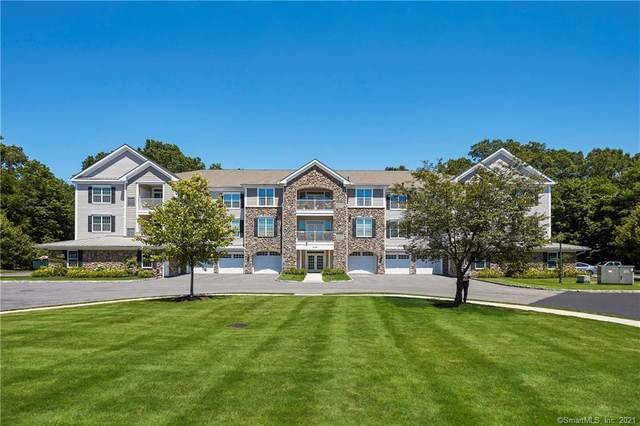 835 Brookside Court #835, Newtown, CT 06470 (MLS #170416911) :: Team Feola & Lanzante   Keller Williams Trumbull