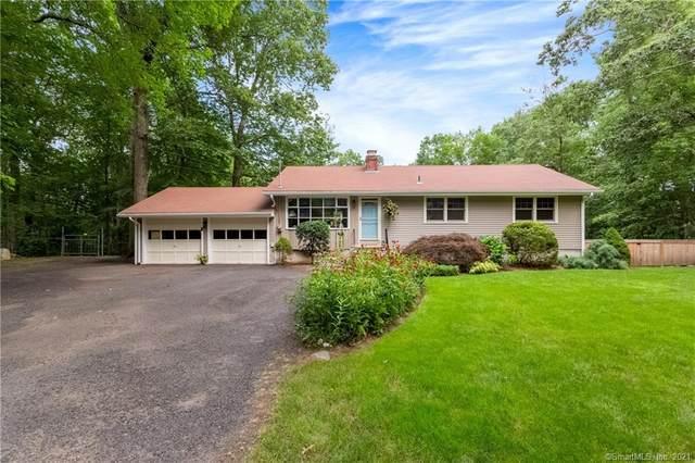 4 Lyrical Lane, Newtown, CT 06482 (MLS #170416952) :: Kendall Group Real Estate | Keller Williams