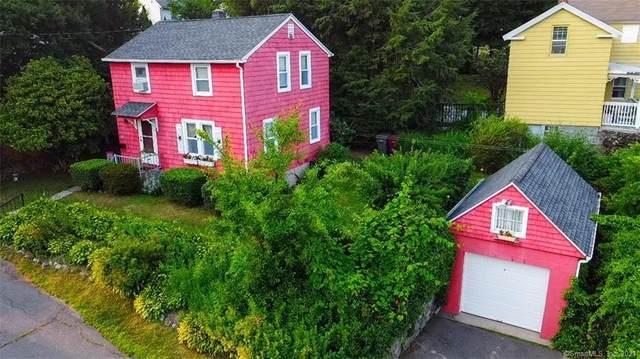 13 Hoadley Terrace, Naugatuck, CT 06770 (MLS #170417020) :: Kendall Group Real Estate | Keller Williams