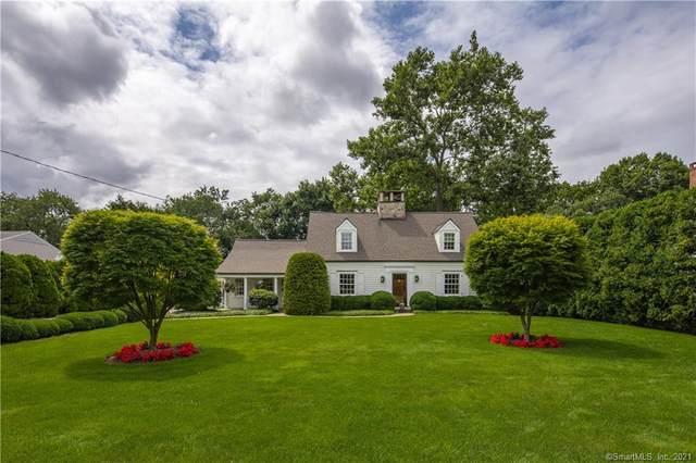 14 Outlook Drive, Darien, CT 06820 (MLS #170417092) :: Mark Boyland Real Estate Team