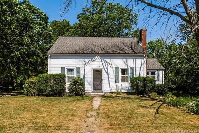 1570 Wolcott Road, Wolcott, CT 06716 (MLS #170417124) :: Mark Boyland Real Estate Team