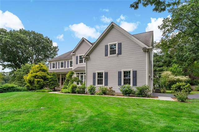 19 Tally Drive, Norwalk, CT 06851 (MLS #170417172) :: GEN Next Real Estate