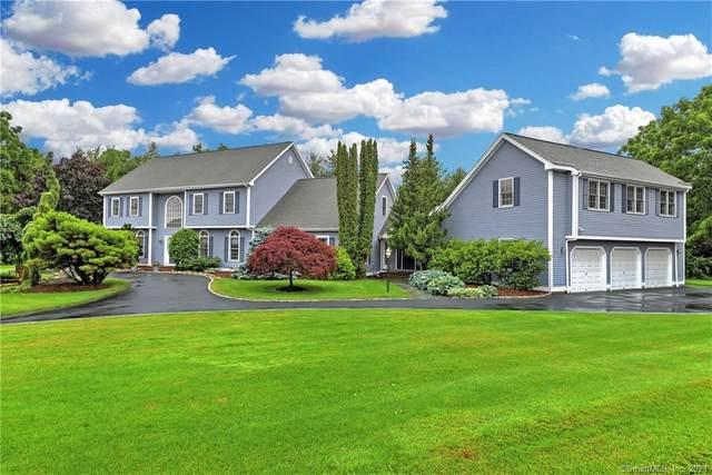34 Meadow Ridge Drive, Trumbull, CT 06611 (MLS #170417212) :: Team Phoenix