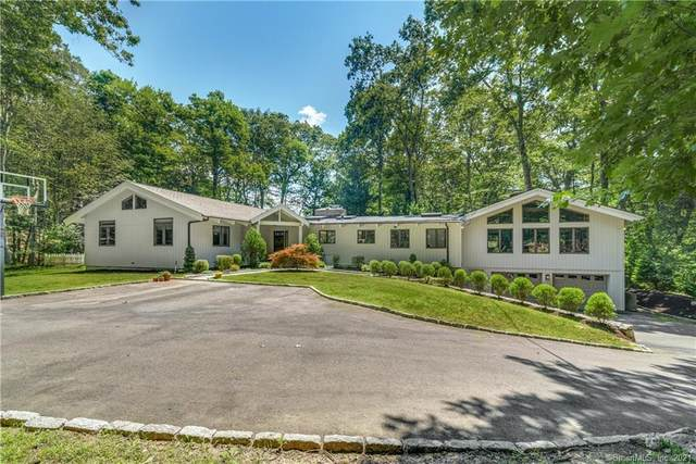 79 Llewellyn Drive, New Canaan, CT 06840 (MLS #170417215) :: Next Level Group