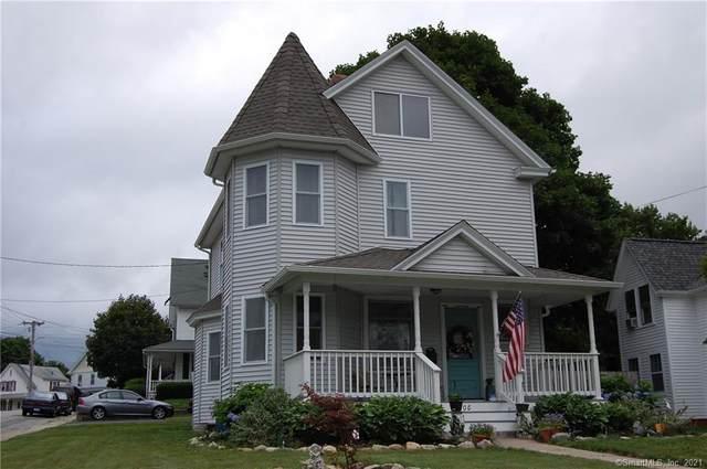 106 E Main Street, Griswold, CT 06351 (MLS #170417248) :: Team Feola & Lanzante | Keller Williams Trumbull