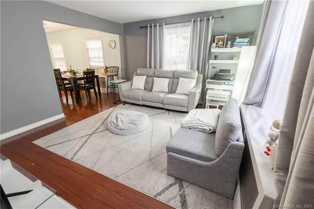47 Prospect Avenue #47, Norwalk, CT 06850 (MLS #170417485) :: Team Feola & Lanzante | Keller Williams Trumbull