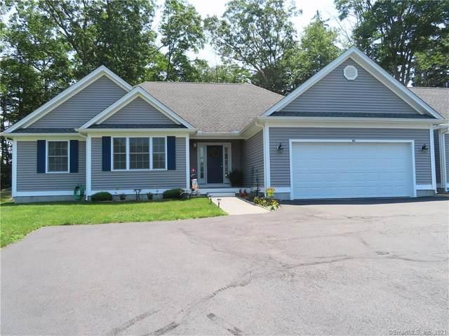43 Crawford Lane #43, Groton, CT 06340 (MLS #170417599) :: GEN Next Real Estate