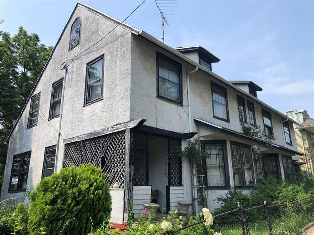270 Lexington Avenue, New Haven, CT 06513 (MLS #170417645) :: GEN Next Real Estate