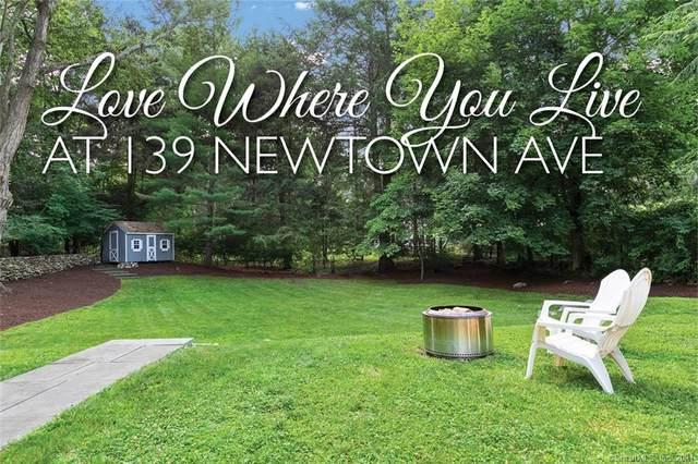139 Newtown Avenue, Norwalk, CT 06851 (MLS #170417667) :: Team Feola & Lanzante | Keller Williams Trumbull