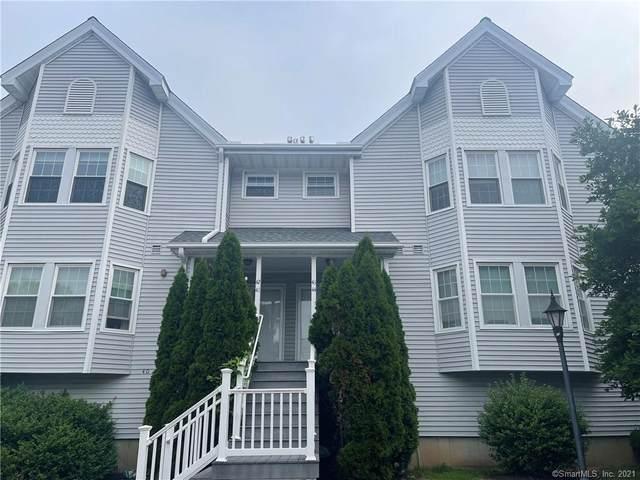 42 Woodhill Road #42, Milford, CT 06461 (MLS #170417687) :: Spectrum Real Estate Consultants