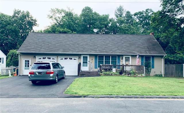 27 Arrow Street, Enfield, CT 06082 (MLS #170417689) :: Chris O. Buswell, dba Options Real Estate