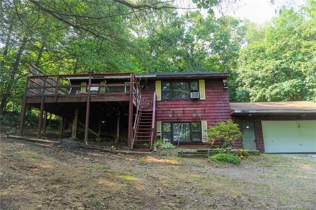 76 Lakeview Drive, Ashford, CT 06278 (MLS #170417691) :: GEN Next Real Estate