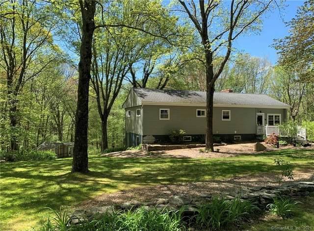 36 Cedar Swamp Road, Tolland, CT 06084 (MLS #170417763) :: GEN Next Real Estate