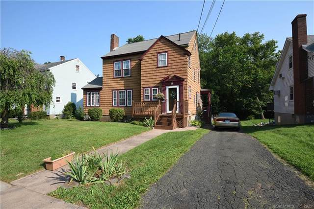 23 Tanner Street, Manchester, CT 06042 (MLS #170418011) :: Chris O. Buswell, dba Options Real Estate