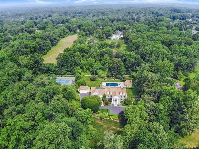 96 Laurel Brook Lane, Fairfield, CT 06824 (MLS #170418104) :: GEN Next Real Estate