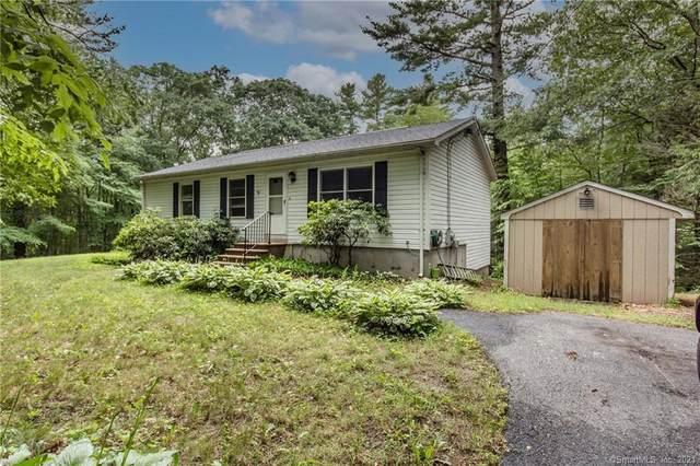 1310 Route 169, Woodstock, CT 06281 (MLS #170418112) :: Spectrum Real Estate Consultants