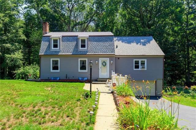 11 Palmer Drive, Ledyard, CT 06335 (MLS #170418202) :: Spectrum Real Estate Consultants