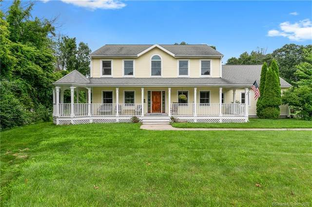 54 Jacobson Farm Road, East Hampton, CT 06424 (MLS #170418306) :: Team Feola & Lanzante | Keller Williams Trumbull
