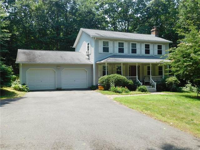 43 Oriole Road, East Haddam, CT 06423 (MLS #170418309) :: Next Level Group