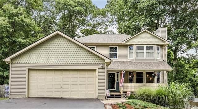 24 Hickory Lane, Waterford, CT 06385 (MLS #170418315) :: GEN Next Real Estate