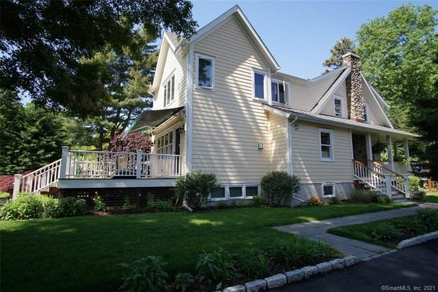 123 West Avenue, Darien, CT 06820 (MLS #170418347) :: Mark Boyland Real Estate Team
