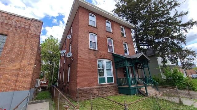 36 Ward Street, Hartford, CT 06106 (MLS #170418380) :: Linda Edelwich Company Agents on Main