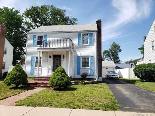 74 Bristol Street, Hartford, CT 06106 (MLS #170418423) :: GEN Next Real Estate