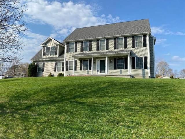 47 Pineridge Drive, Watertown, CT 06779 (MLS #170418502) :: GEN Next Real Estate