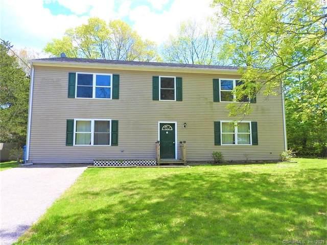 8 Cartridge Trail, Ledyard, CT 06339 (MLS #170418580) :: Tim Dent Real Estate Group