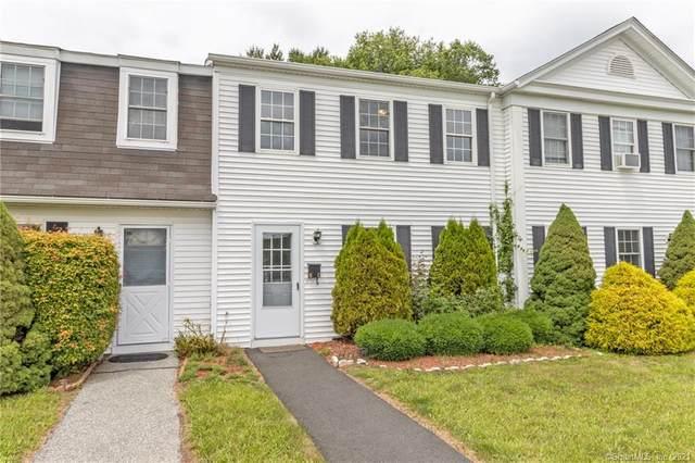6 Westchester Hills C, Colchester, CT 06415 (MLS #170418649) :: GEN Next Real Estate