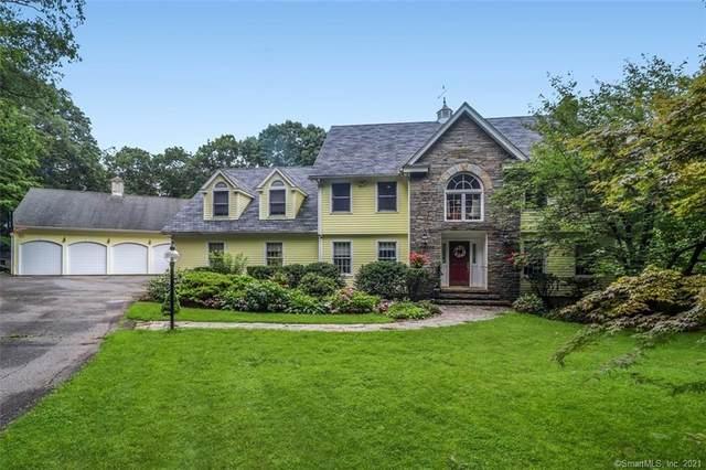 64 Hillside Road, Woodbury, CT 06798 (MLS #170418685) :: Around Town Real Estate Team