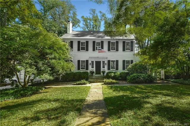 162 Marshall Ridge Road, New Canaan, CT 06840 (MLS #170418690) :: Forever Homes Real Estate, LLC